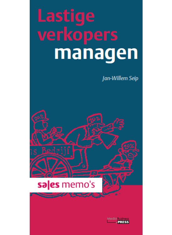 Cover Lastige verkopers managen