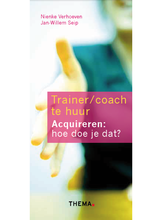 Cover waaier Trainer/coach te huur